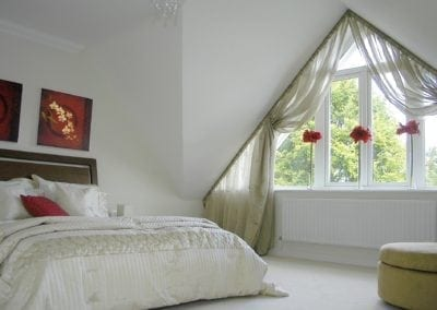 Chiltern Mews Bedroom