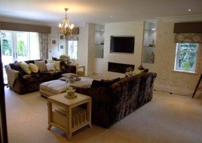 Pembury House lounge