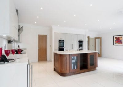 Woodchester kitchen