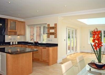 Woodlands kitchen