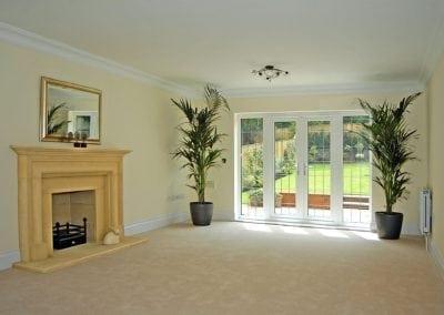 Woodlands lounge